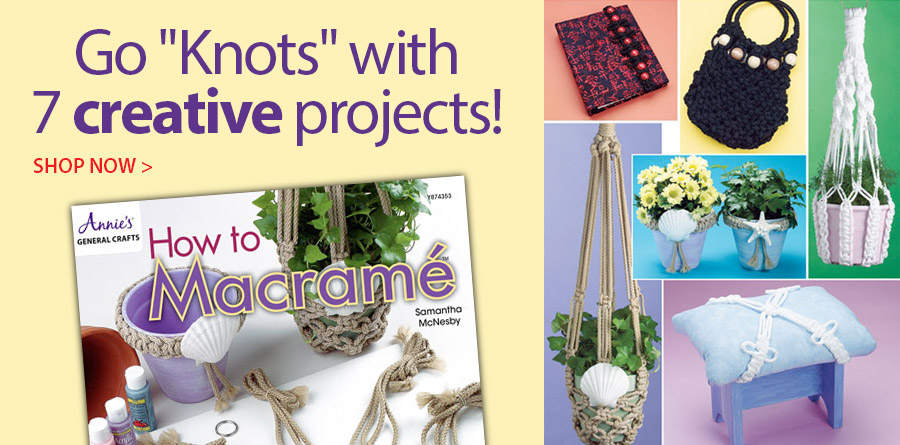 Y874353 How to Macrame