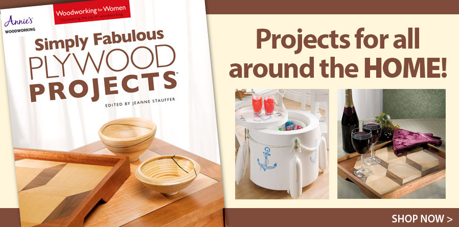 V990008 Simply Fabulous Plywood Projects
