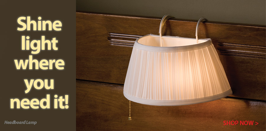 5537 Headboard Lamp