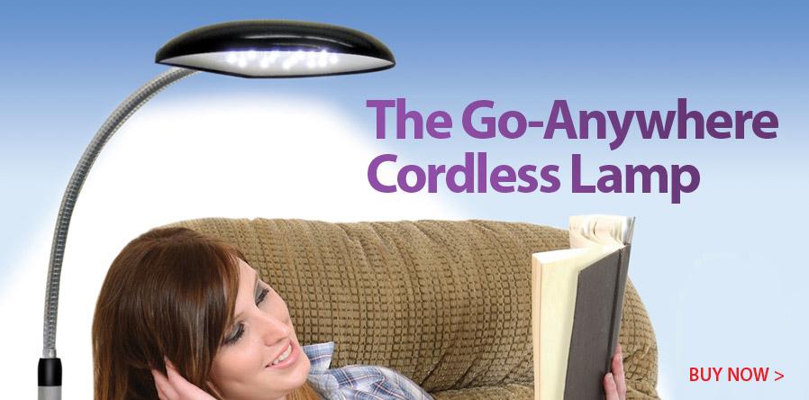 HS-908167_Hero, LED Cordless Anywhere Floor Lamp