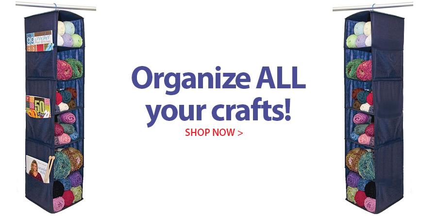 908160 Hanging Organizer