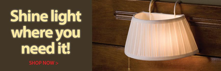HS-5537_Hero, Headboard Lamp