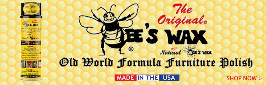 HS-6531_1, Bee's Wax Polish