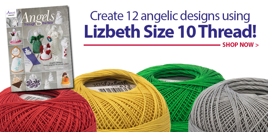 Lizbeth Size 10 Thread
