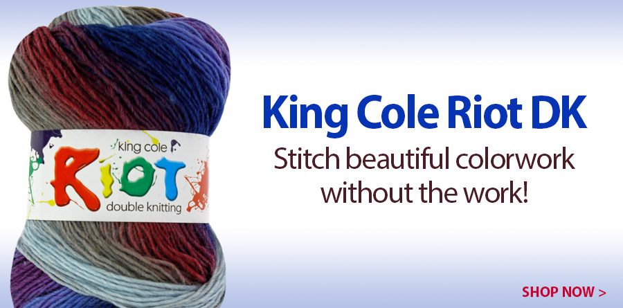 King Cole Riot DK Graphic