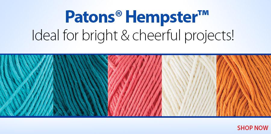 Patons® Hempster™