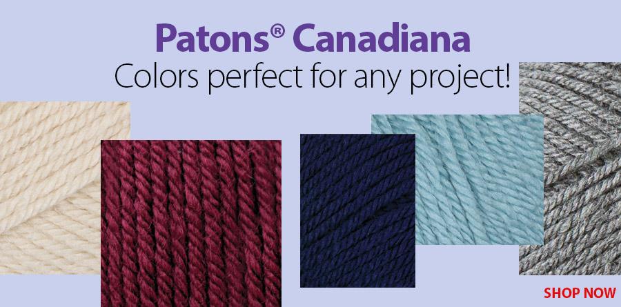 Patons® Canadiana