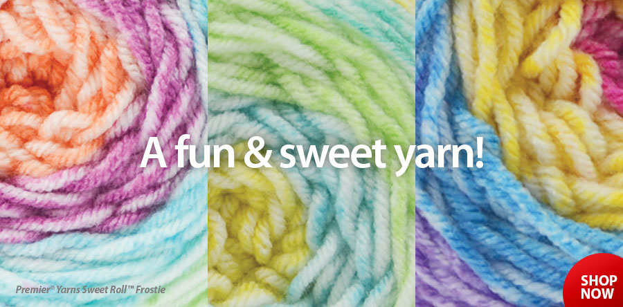Premier® Yarns Sweet Roll™ Frostie