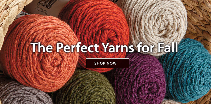 Perfect Yarns for Fall