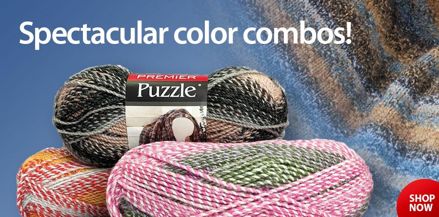 600527 Premier® Yarns Puzzle™