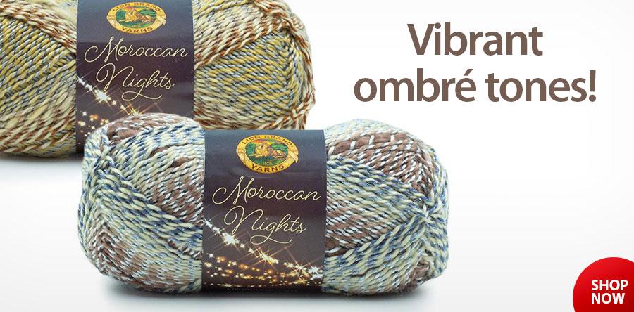 Lion Brand® Moroccan Nights