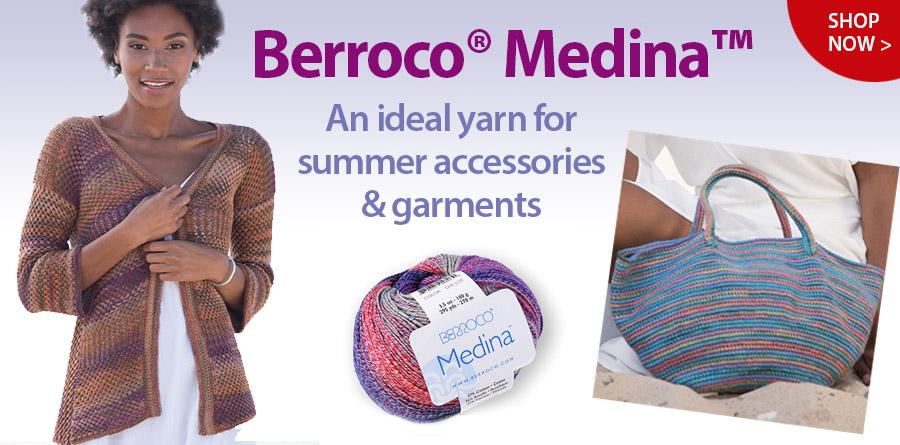 Berroco® Medina™