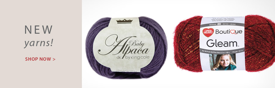 Red Heart� Boutique Gleam� | King Cole Alpaca DK