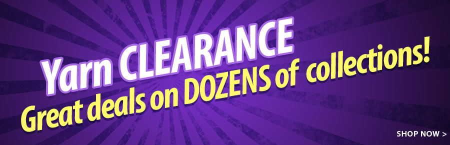 yarn clearance graphic