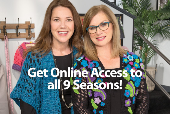 Get Online Access to all 9 Seasons! START FREE TRIAL!