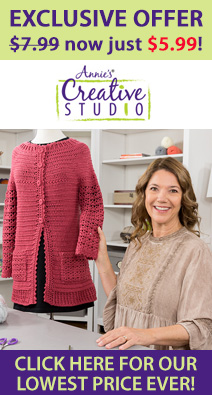 Exclusive Offer - Annie's Creative Studio - $7.99 now just $5.99!