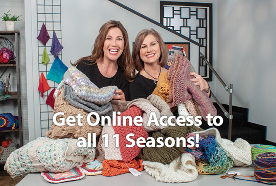 Get Online Access to all 11 Seasons! START FREE TRIAL!