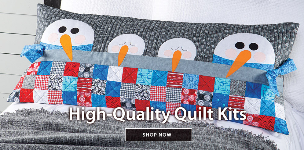 Shop High-Quality Quilt Kits