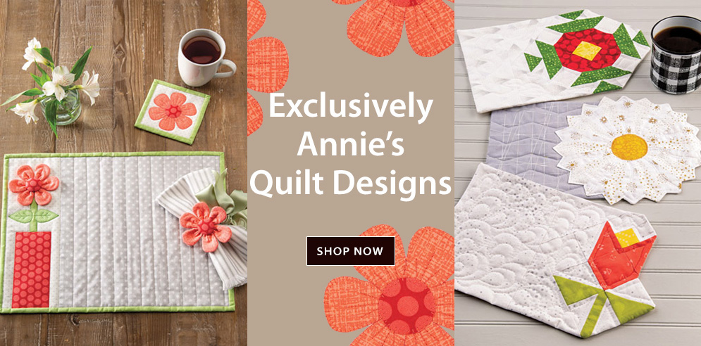 Exclusively Annie's Quilt Designs