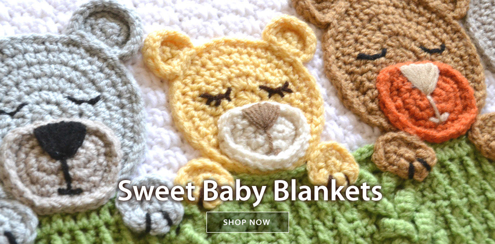 Baby and Children Crochet Blankets