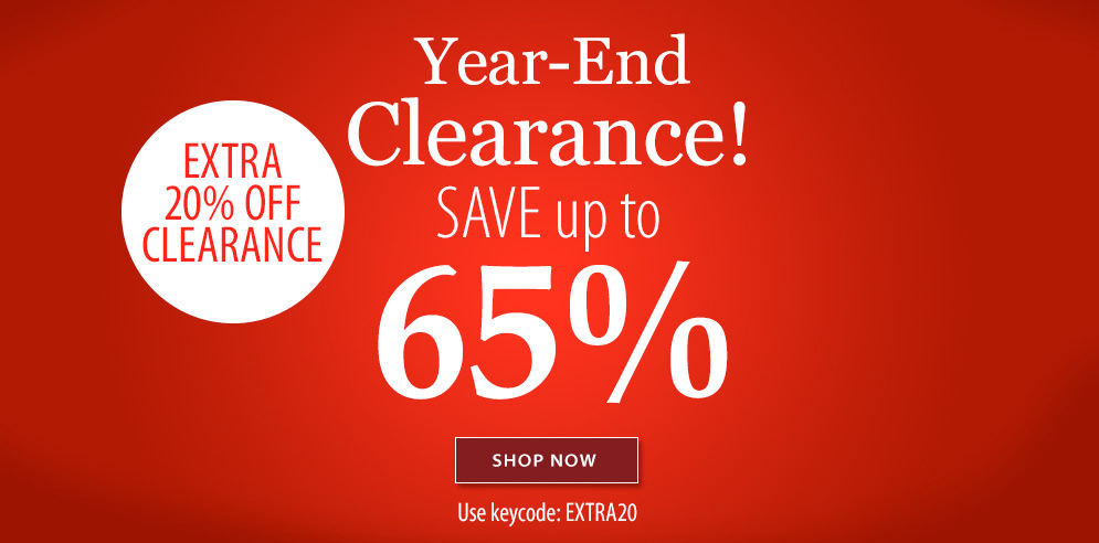 Annie's Fall Clearance!