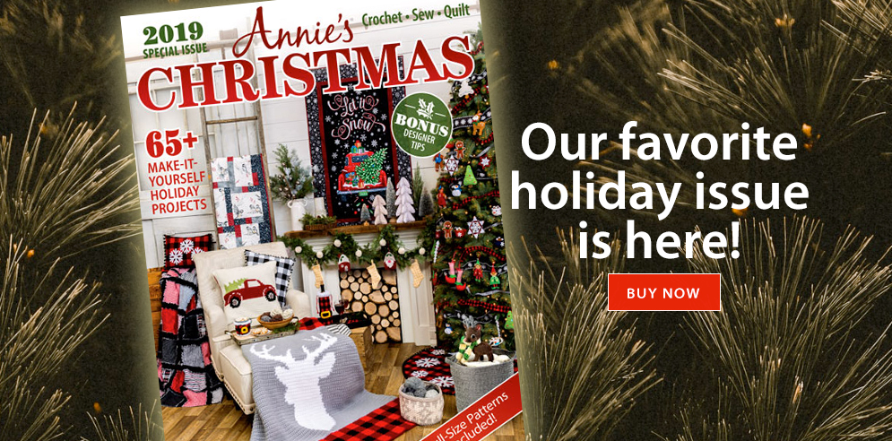 Our favorite holiday issue is here! Annie's Christmas 2019 Special Issue