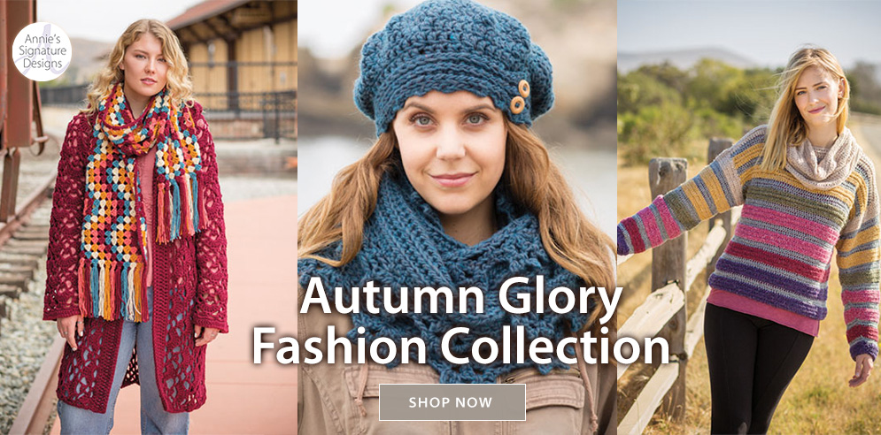 Autumn Glory Fashion Collection