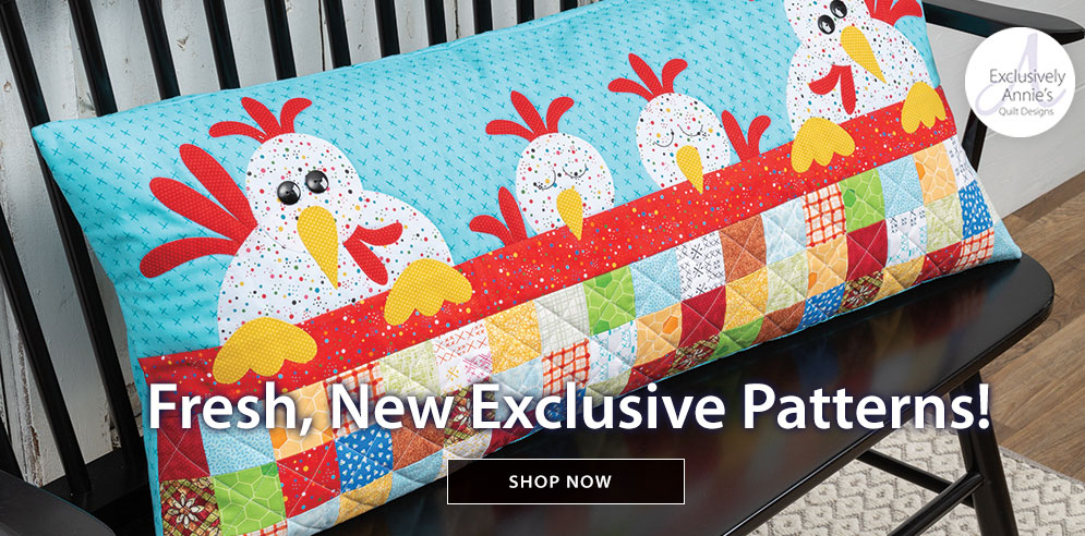Shop Fresh, New Exclusive Patterns!