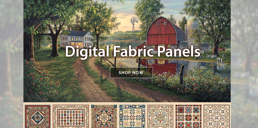 Digital Fabric Panels