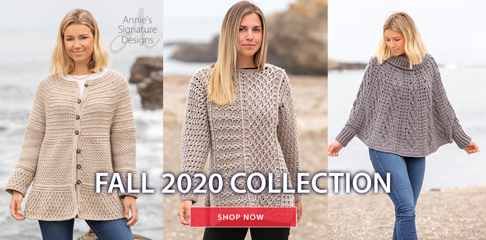 Annie's Signature Designs Fall 2020 - SHOP NOW