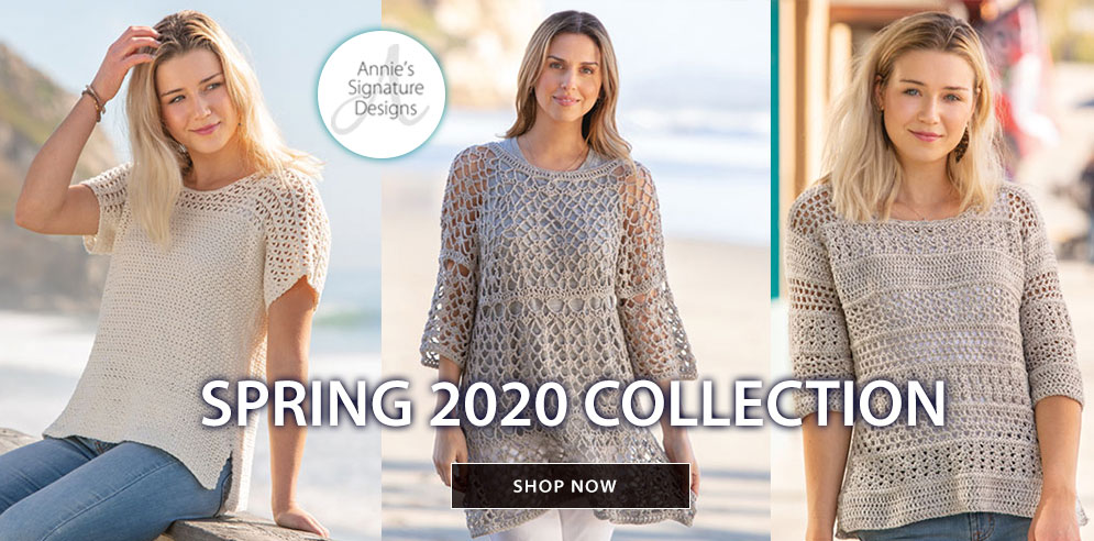 Annie's Signature Designs Spring 2020 Lookbook