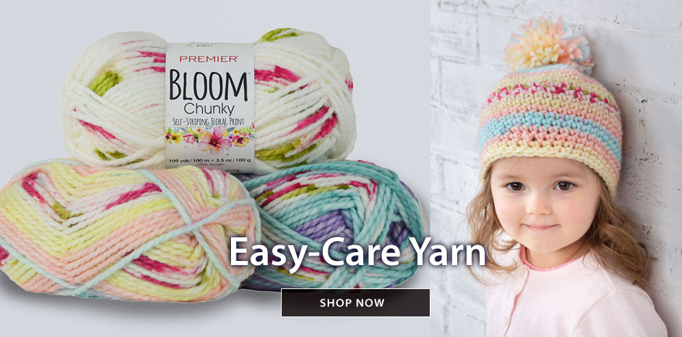 Shop Easy-Care Yarn