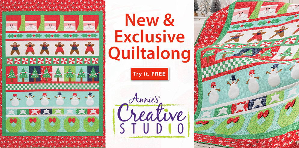 New And Exclusive Quiltalong