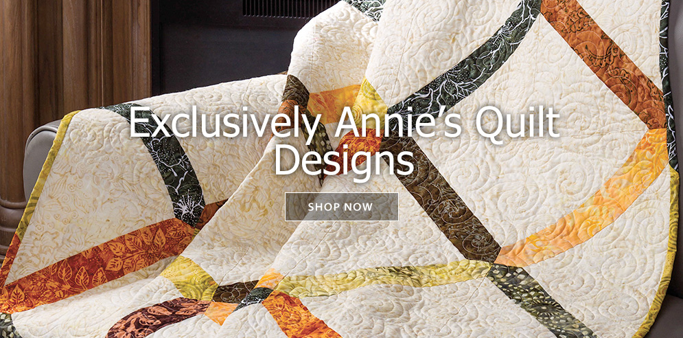 Exclusively Annie's Quilt Patterns