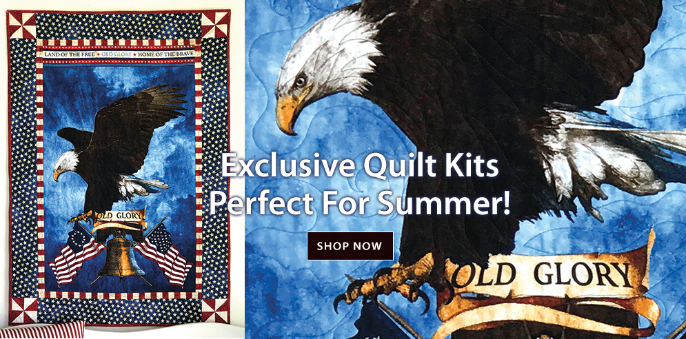 Spring Quilt Kits Perfect For Summer