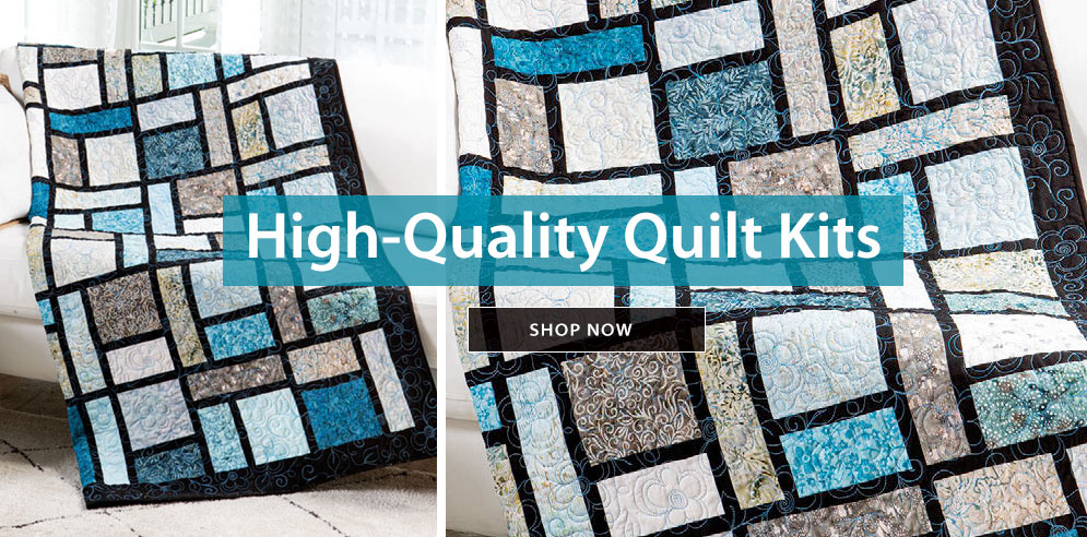 High-Quality Quilt Kits