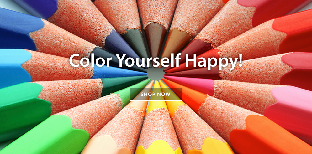 Color Yourself Happy