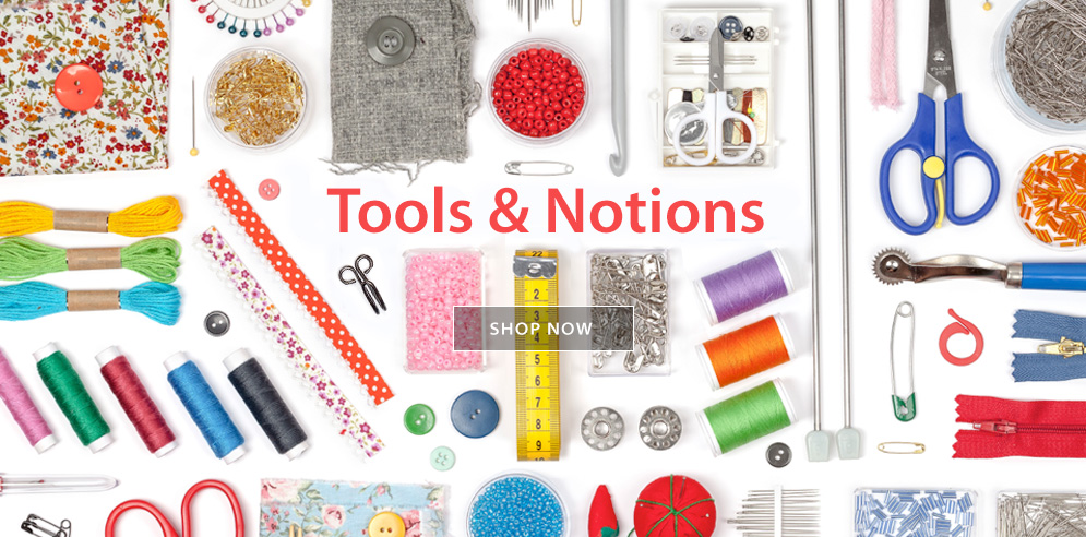Tools & Notions