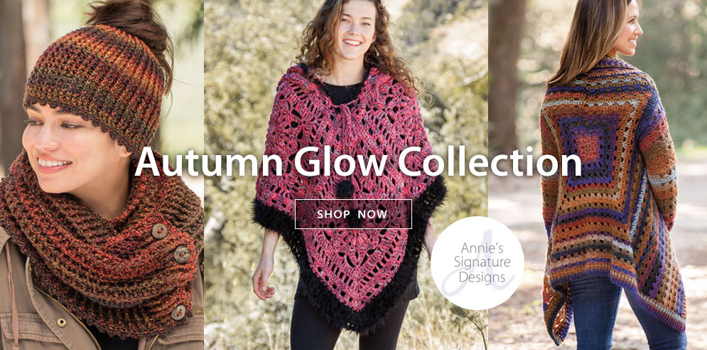 Annie's Signature Designs - Autumn Glow Collection
