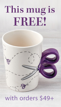 FREE coffee mug (FORFREE)
