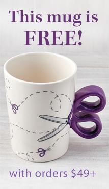 FREE coffee mug (FORFREE)