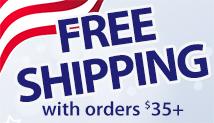 4th july Free ship $35 (ENCORE)