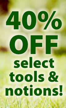 Dog Days #8: 40% off animal tools (TOOLS)