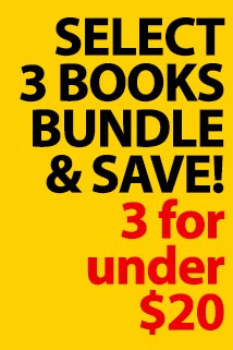 3 books & bundle! (BUNDLE)