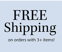 Free Shipping on 3+ (3THINGS)