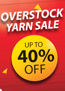 Yarn Overstock (40%)