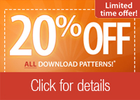 20% OFF Download Patterns