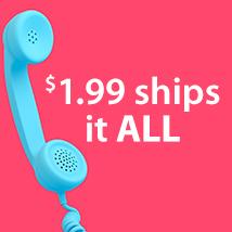 $1.99 ship (SHIP199)