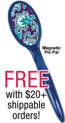 FREE magnetic pinpal (PINPAL)
