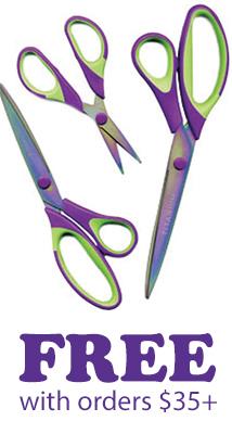 Free Titanium Scissors (35+)